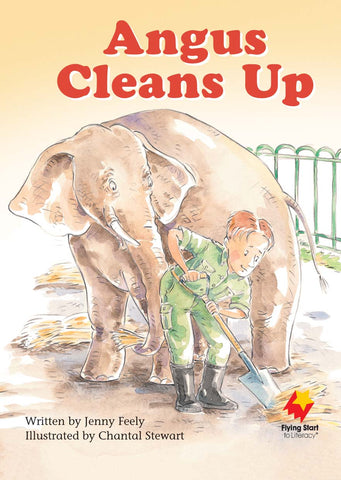 FS Level 15: Angus Cleans Up
