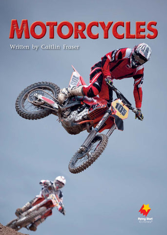FS Level 15: Motorcycles