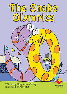 FS Level 15: The Snake Olympics