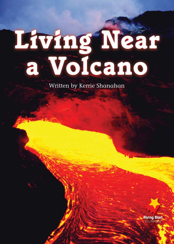 FS Level 16: Living Near a Volcano