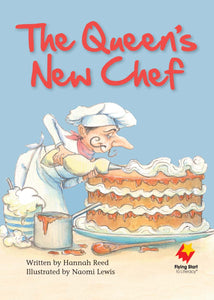FS Level 17: The Queen's New Chef