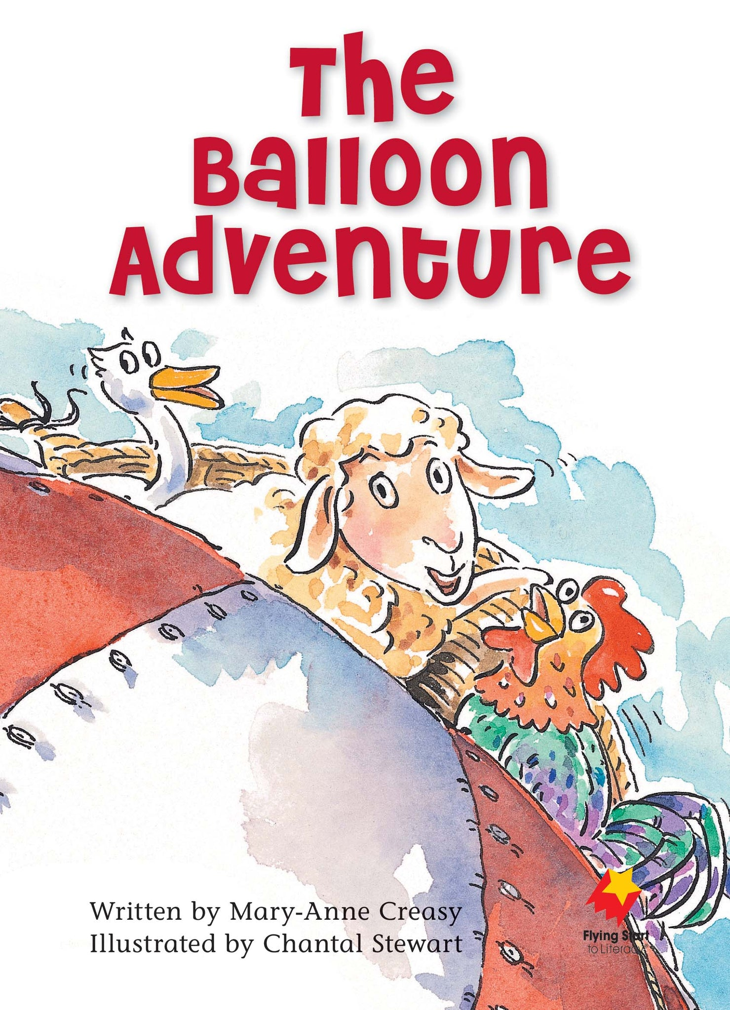 FS Level 22: The Balloon Adventure