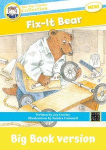 Fix-It Bear (L12)Big Book