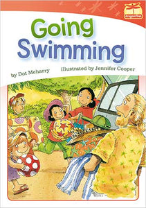 Dragonflies(L3-5): Going Swimming