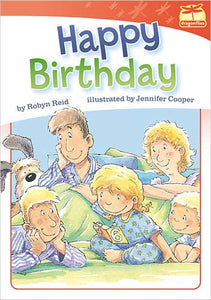 Dragonflies(L1-2): Happy Birthday