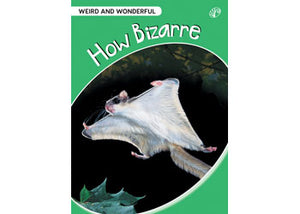 Snappy Reads Green: How Bizarre(L25-26)