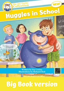 Huggles in School (L10)Big Book
