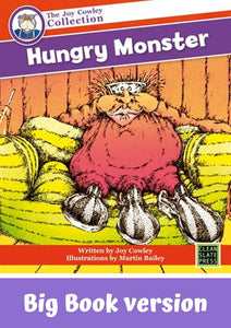 Hungry Monster (L15)Big Book