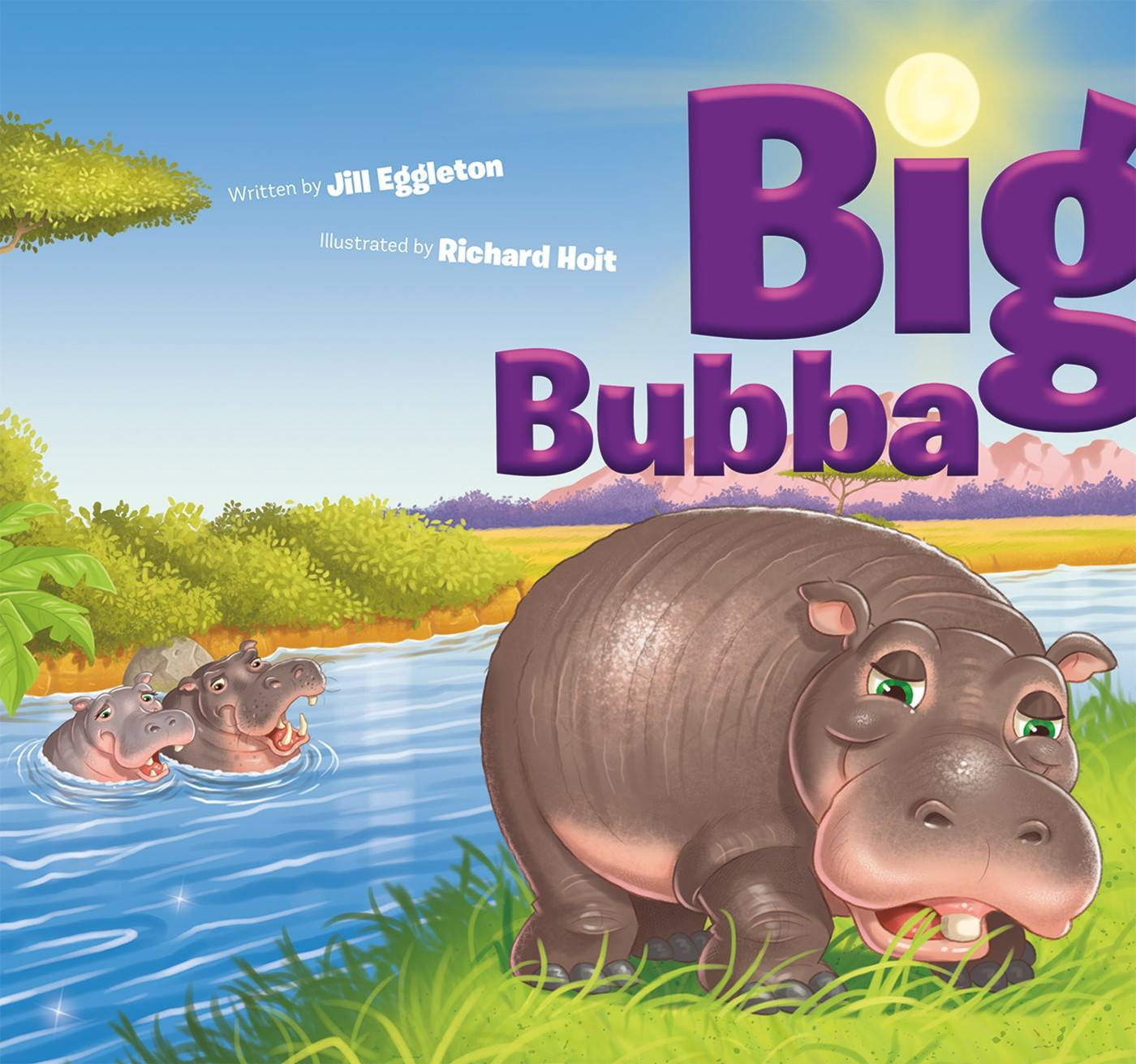 Big Bubba - Jille Books