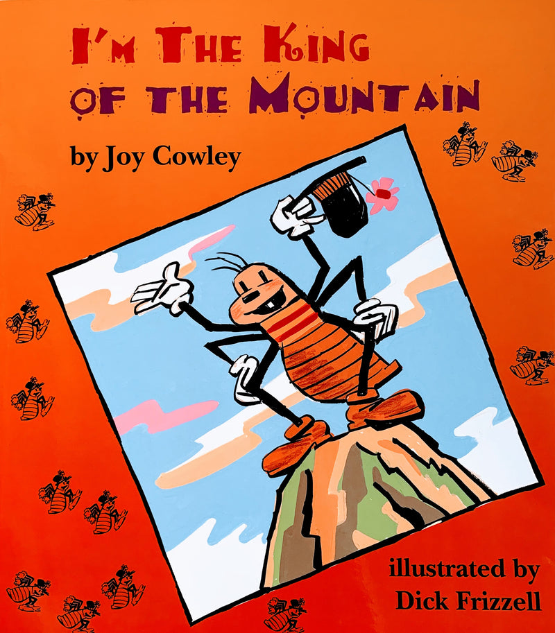 I'm the King of The Mountain BIG BOOK