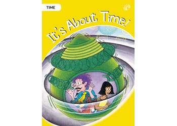Snappy Reads Yellow: It's About Time(L21-22)