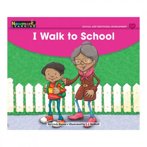 I Walk to School(Level 1)