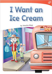 Dragonflies(L6-8): I Want An Ice Cream