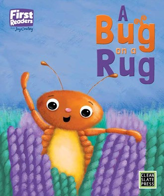 First Readers: A Bug on A Rug (L1)