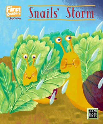 First Readers: Snail's Storm (L2)