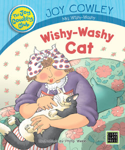 Wishy Washy Cat (L4)