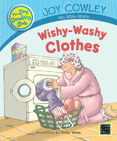 Wishy Washy Clothes (L3)