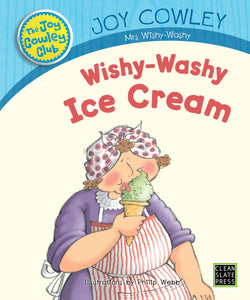 Wishy Washy Ice Cream (L3)