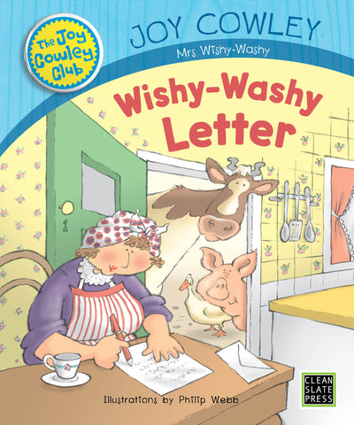 Wishy Washy Letter (L4)
