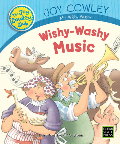 Wishy Washy Music (L2)