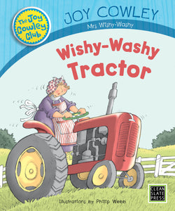 Wishy Washy Tractor (L3)