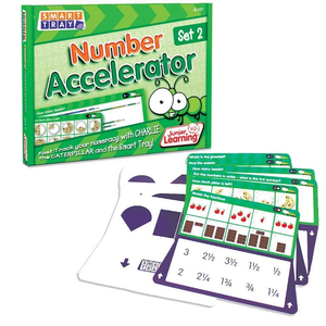Smart Tray - Number Accelerator Set 2 (JL107)