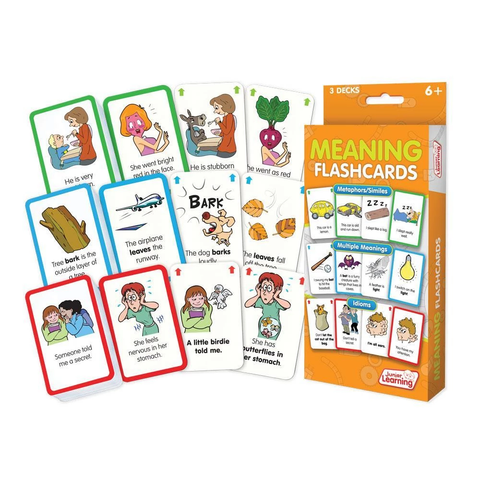Meanning Flashcards (JL207)