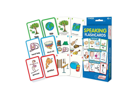 Speaking Flashcards (JL208)