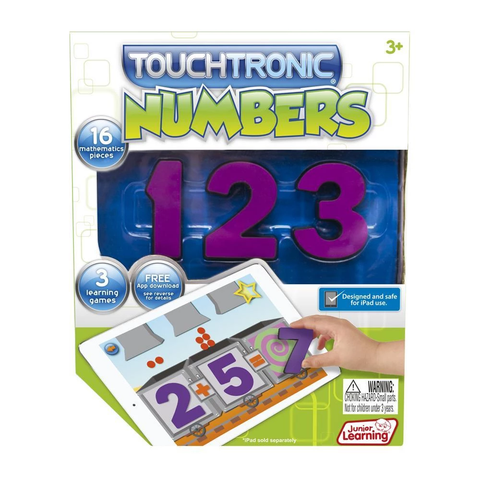 Touchtronic Numbers (JL302)