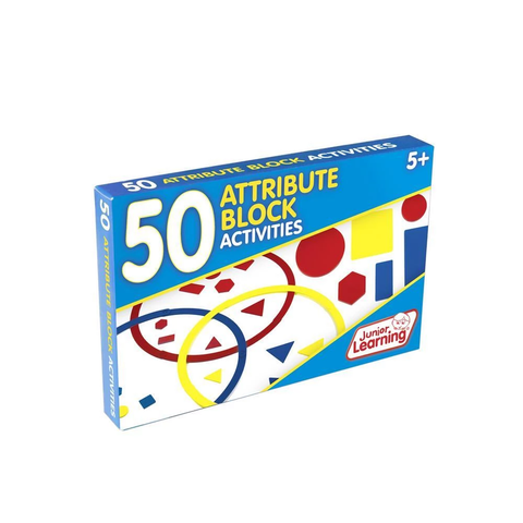 50 Attribute Block Activities (JL323)