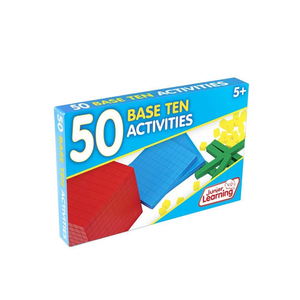 50 Base Ten Activities (JL326)