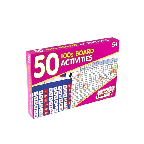 50 100s Board Activities (JL328)