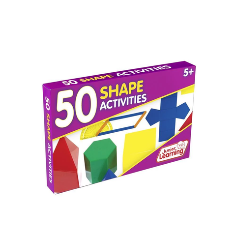 50 Shape Activities (JL332)