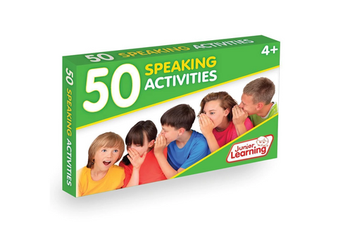 50 Speaking Activities (JL351)