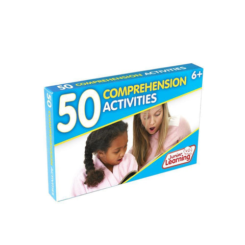 50 Comprehension Activities (JL355)