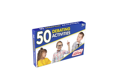 50 Debating Activities (JL358)