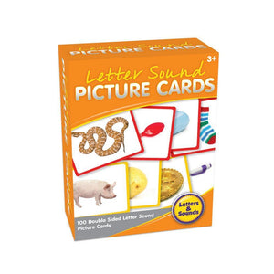 Letter Sound Picture Cards (JL471)