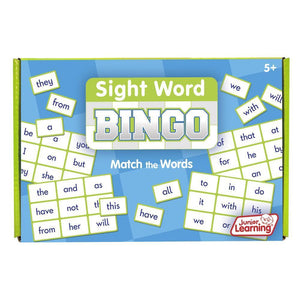 Sight Word Bingo (JL545)