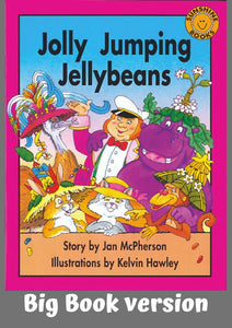 Sunshine Classics Level 6: Jolly Jumping Jellybeans - Big Book
