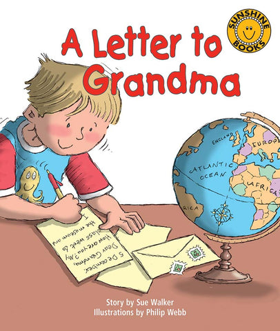 Sunshine Starters Level 10: A Letter to Grandma