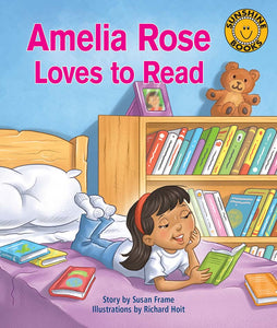 Sunshine Starters Level 10: Amelia Rose Loves to Read