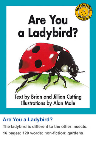 Sunshine Classics Level 11: Are You a Ladybird?
