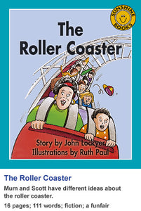 Sunshine Classics Level 11: The Roller Coaster