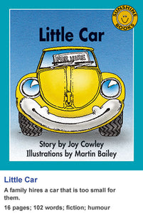 Sunshine Classics Level 12: Little Car