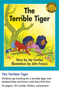Sunshine Classics Level 12: The Terrible Tiger