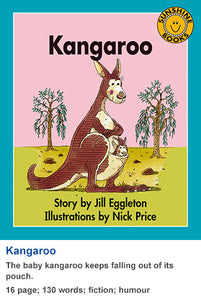 Sunshine Classics Level 12: Kangaroo