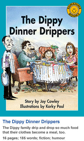 Sunshine Classics Level 16: The Dippy Dinner Drippers