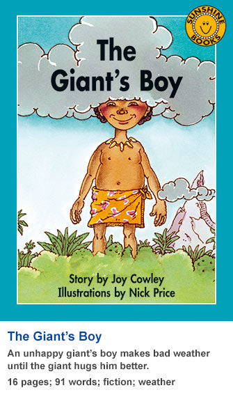 Sunshine Classics Level 17: The Giant's Boy