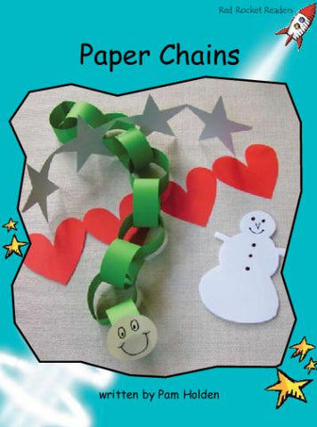 Red Rocket Fluency Level 2 Non Fiction B (Level 17): Paper Chains