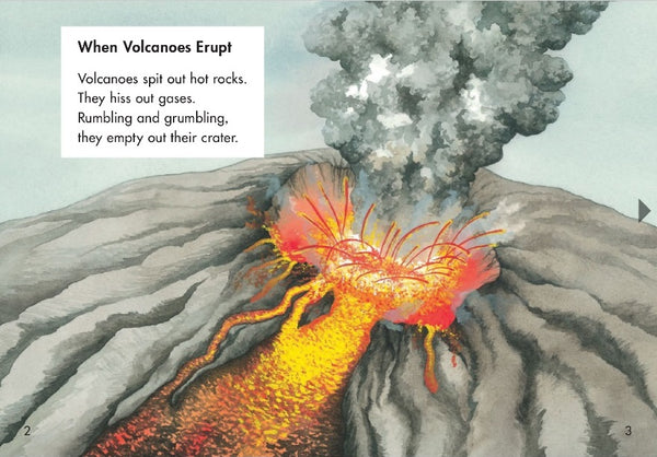 Sunshine Classics Level 19: Volcanoes